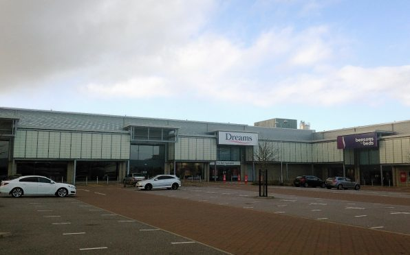 The firm wishes to transform an unused 5,550sq ft unit at the Elgin Retail Park