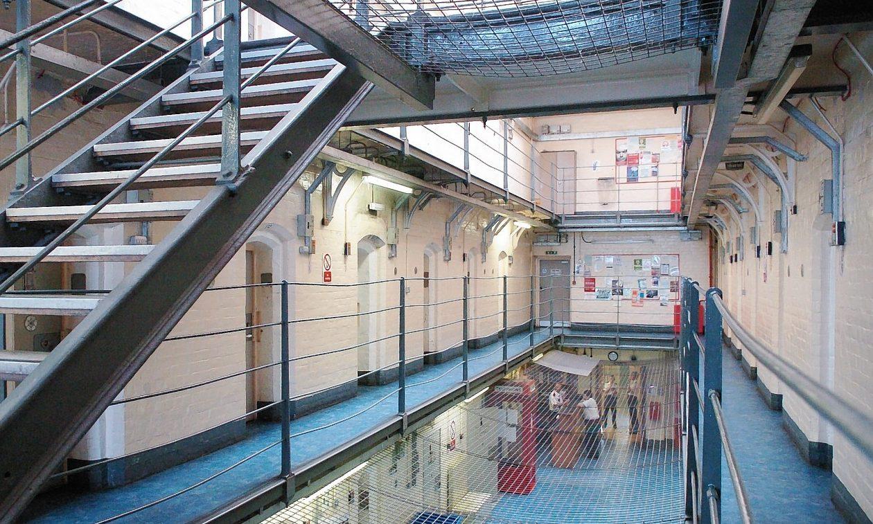 Inverness Prison