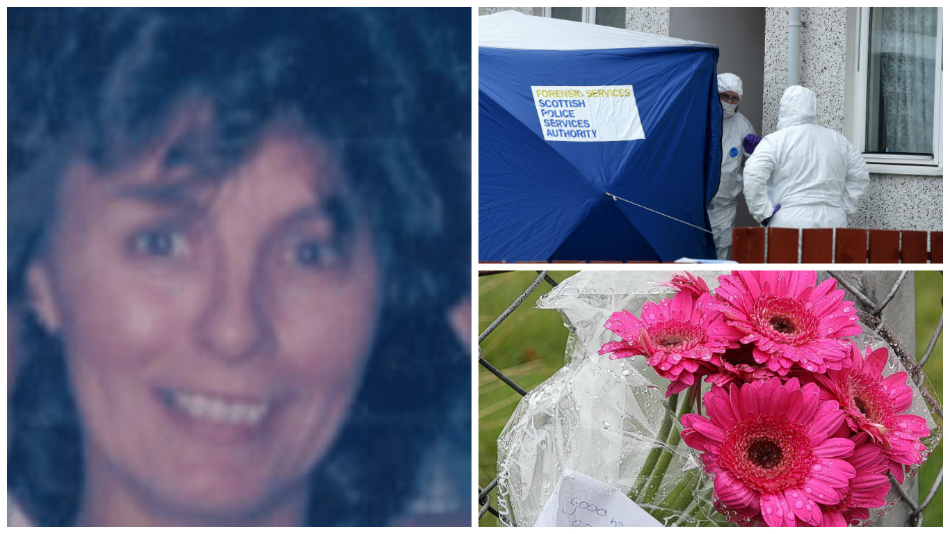 Liz Mackay was found dead in her Inverness home