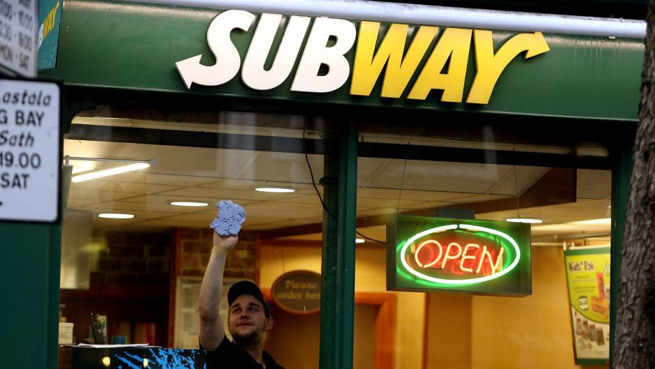 Subway is closing its branches amid Convid-19 chaos.