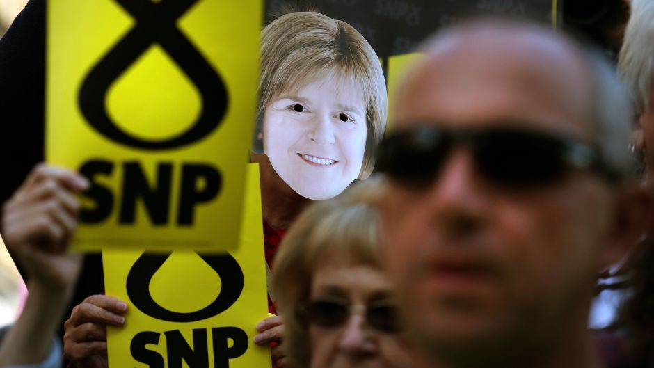 A Survation poll for Unison found 79% of SNP voters backed a 50p tax rate for high earners