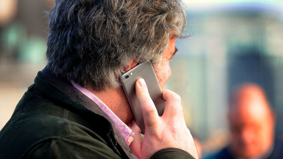 A warning has been issued about scam phone calls