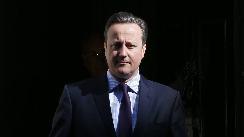 David Cameron says the UK is following the situation closely in Japan.