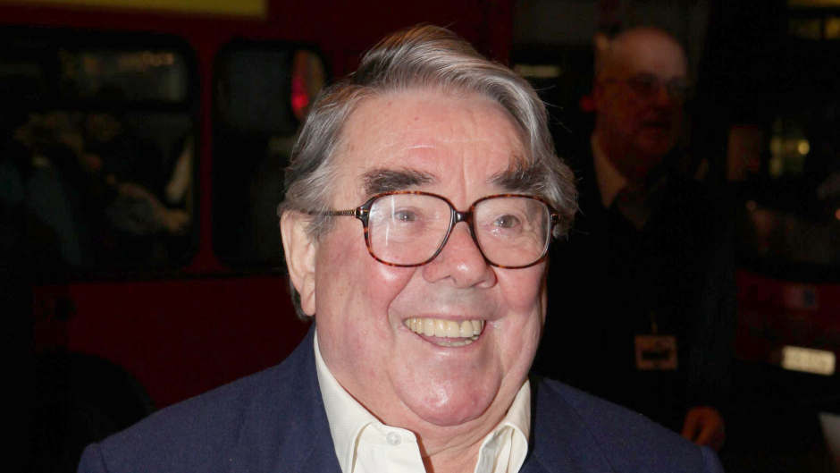 Ronnie Corbett's funeral takes place at St John the Evangelist Church, Shirley, followed by a short service at Croydon Crematorium