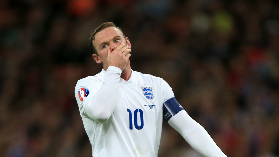 Wayne Rooney's place in the England team has been widely debated