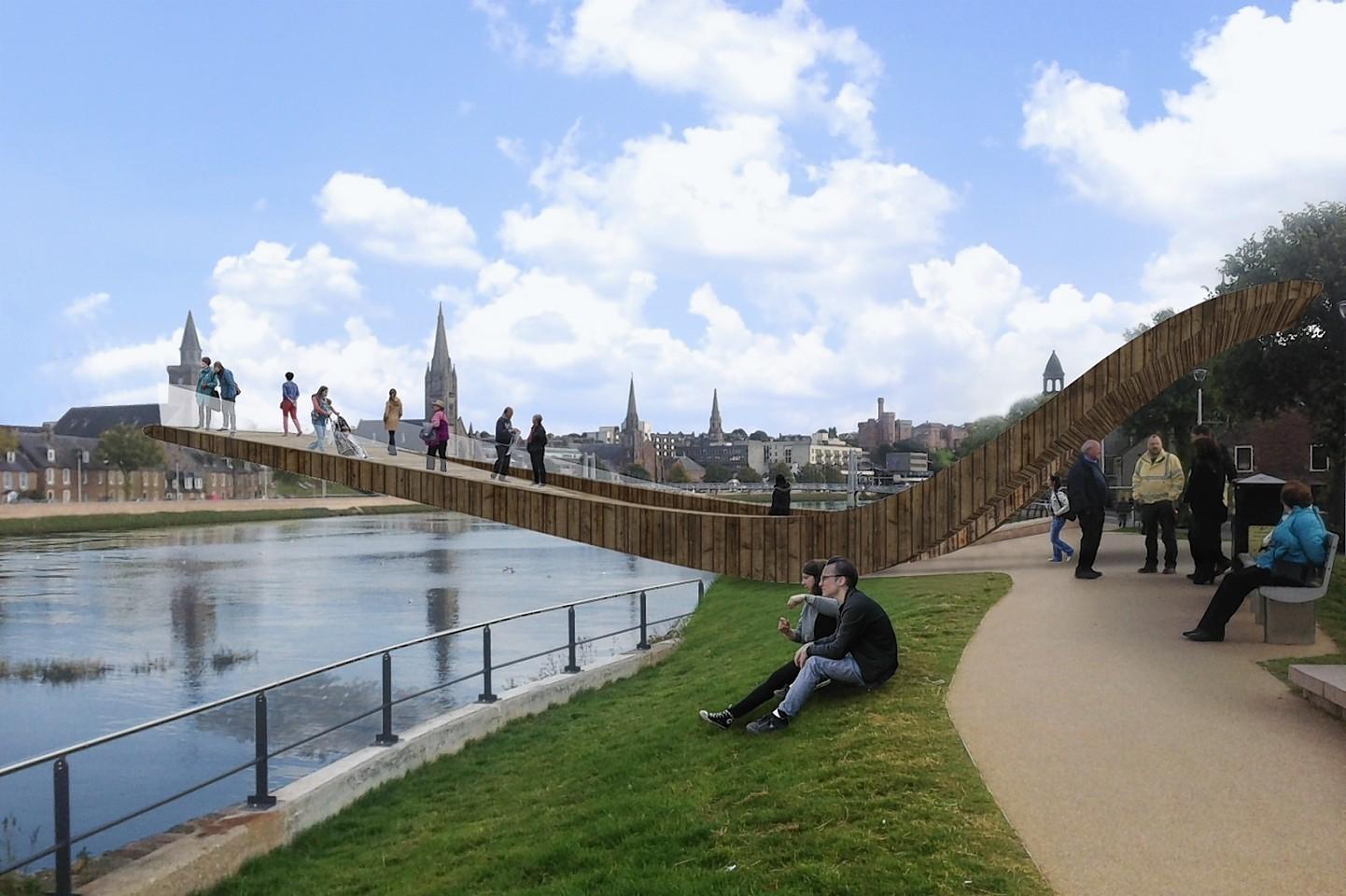 "The ""tilting pier"" artwork could still go ahead"