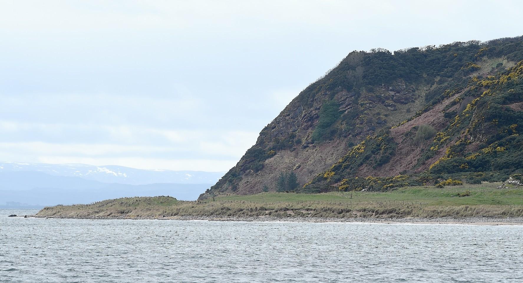 Shandwick Cliffs