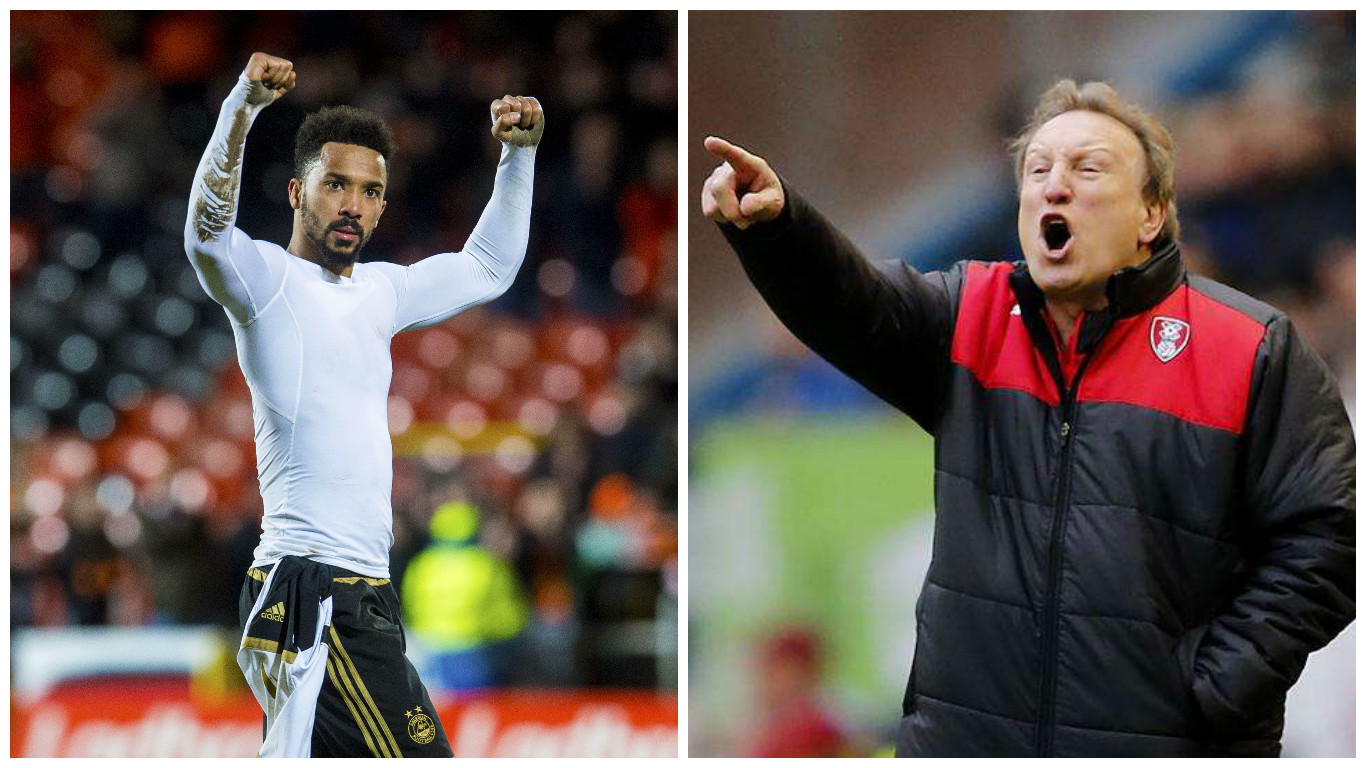 Rotherham boss Neil Warnock is reportedly looking to sign Shay Logan