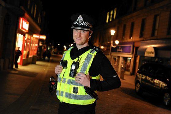 Inspector Simon Reid