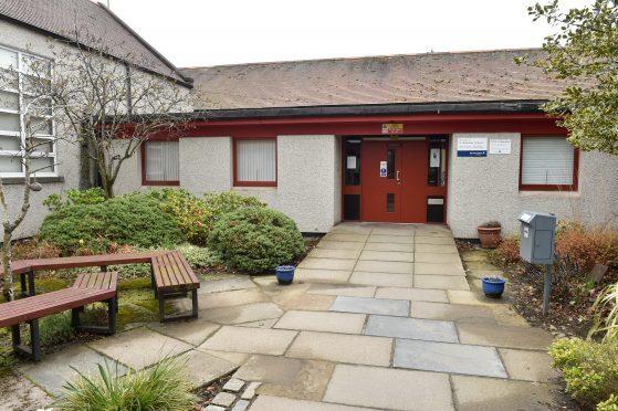 St Andrew's School in Inverurie