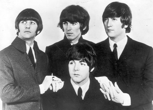 The Fab Four didn't always play to packed-out halls on trip to north east Scotland | Press and Journal