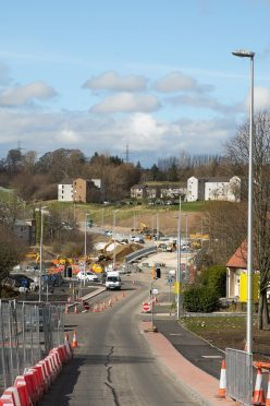 Work continues on the Third Don crossing