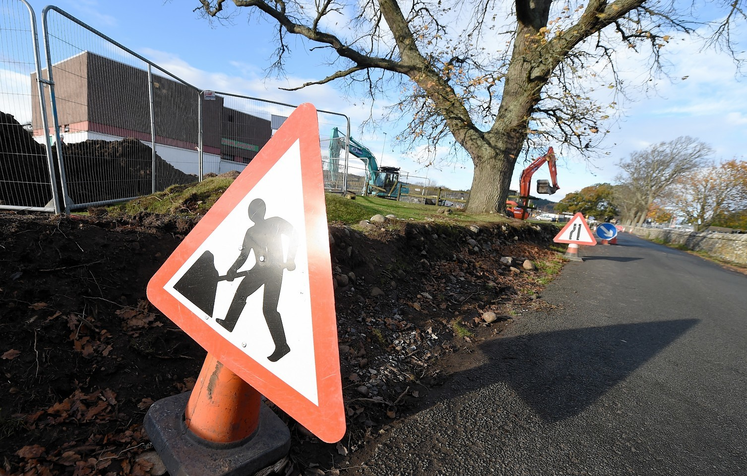 Work on the West Link begins on Tuesday.
