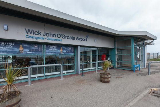 Finnie demands a rethink on air fare discount to Wick airport.