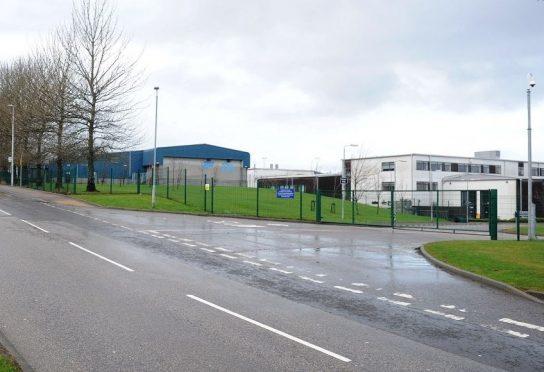 Bucksburn Academy was built under PPP