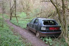 The number of deserted vehicles which have been reported to the local authority has quadrupled from 17 to 68