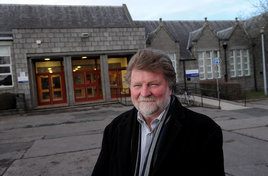 Councillor Martin Kitts-Hayes. (Picture: Kenny Elrick)