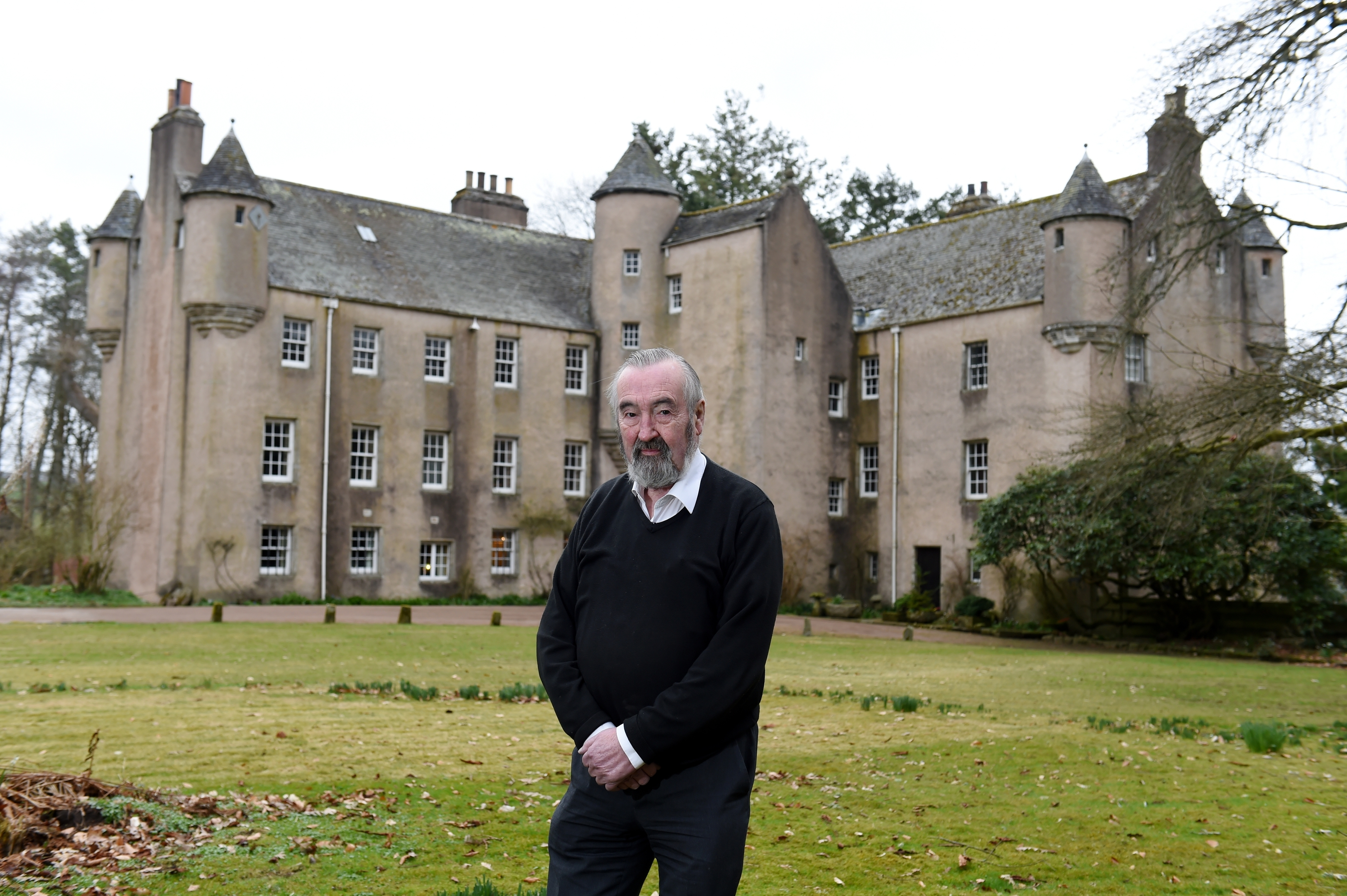 John McMurtrie of Balbithan House, Kintore, Inverurie.
