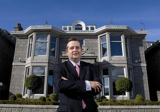 James Barrack, managing director of Knight Property Group