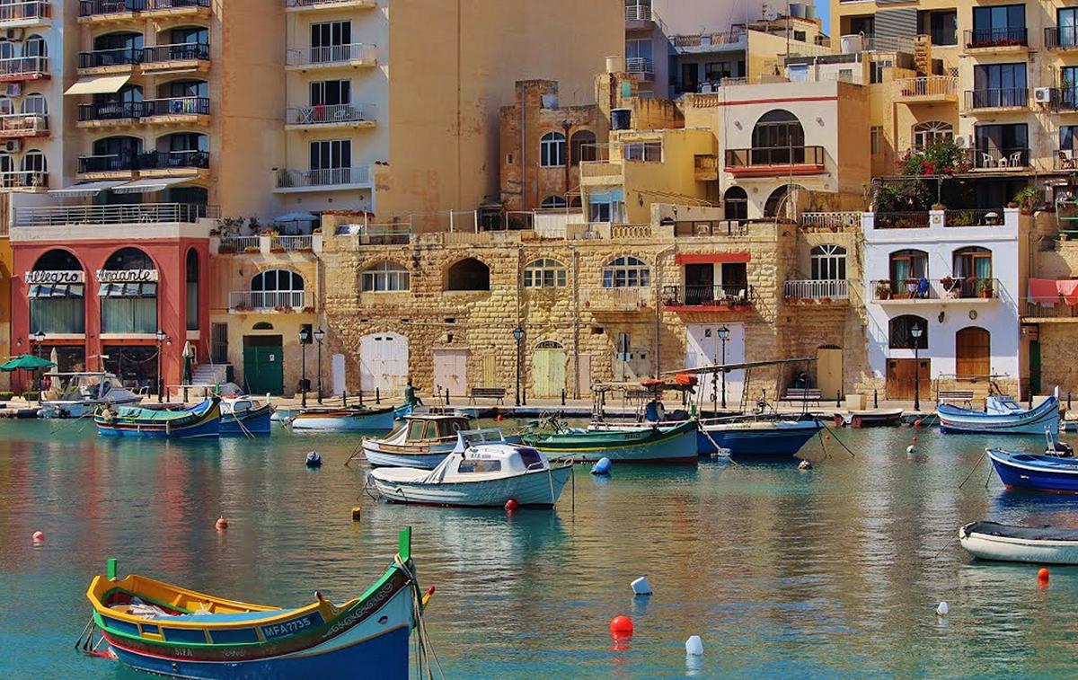 Malta pier