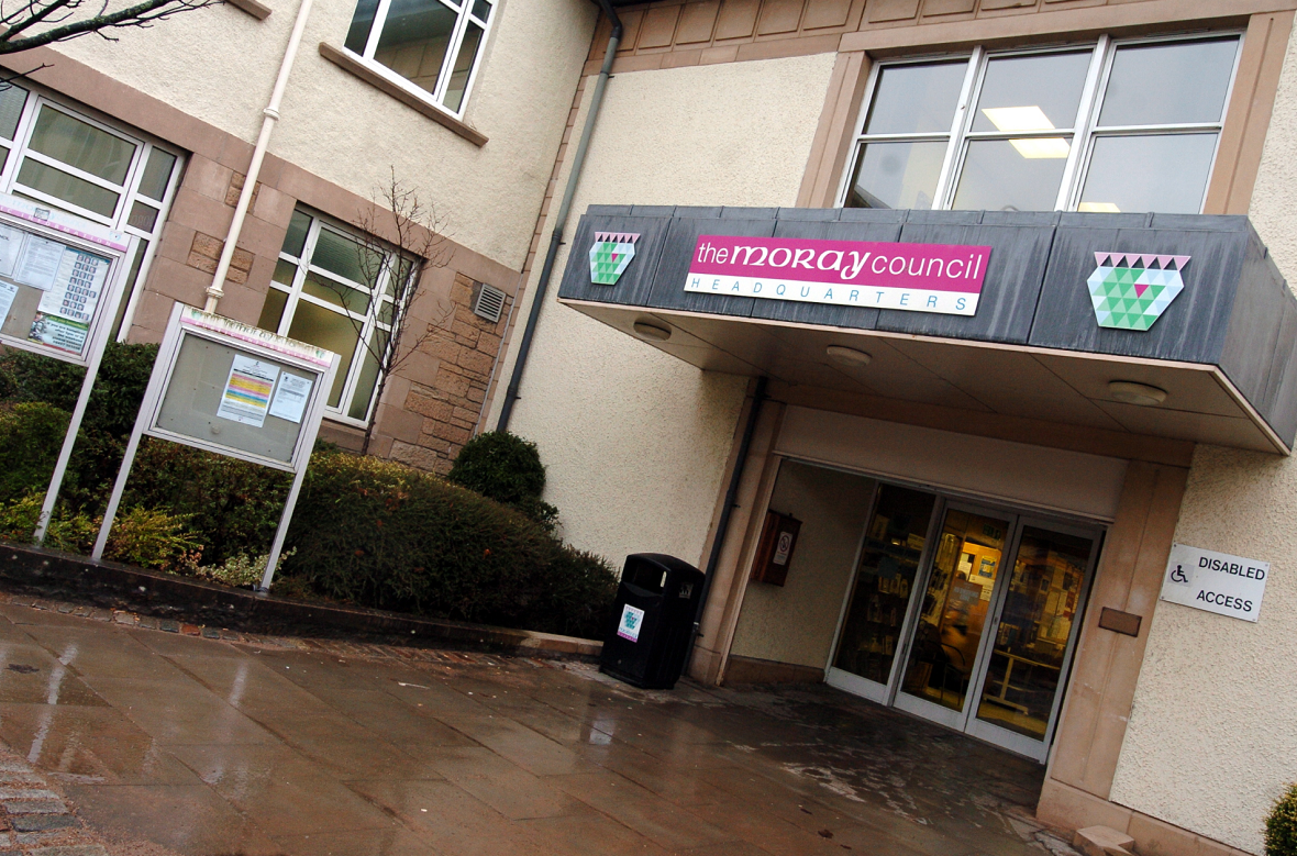 Moray Council's homelessness service has been ranked highly