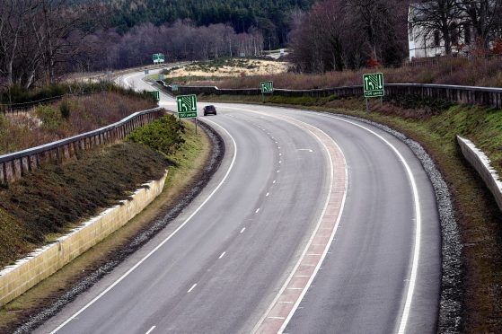 The Auldearn-Fochabers stretch of the A96 is a step closer to being dualled.
