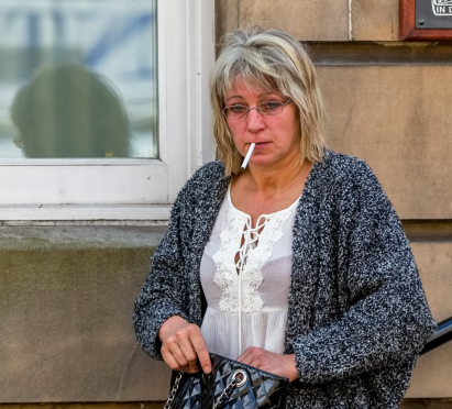 Aneta Fortuniak was found guilty of assaulting two residents at Spynie Care Home while she worked as a carer there.