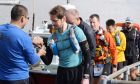 Ninety five racers of five nationalties log on for the first leg of their Cape Wrath Ultra Challenge from Fort William