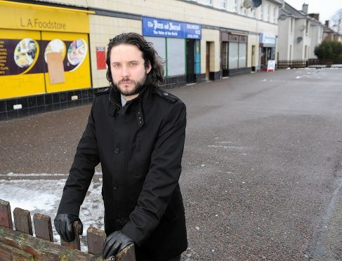 Councillor Richard Laird backed the development