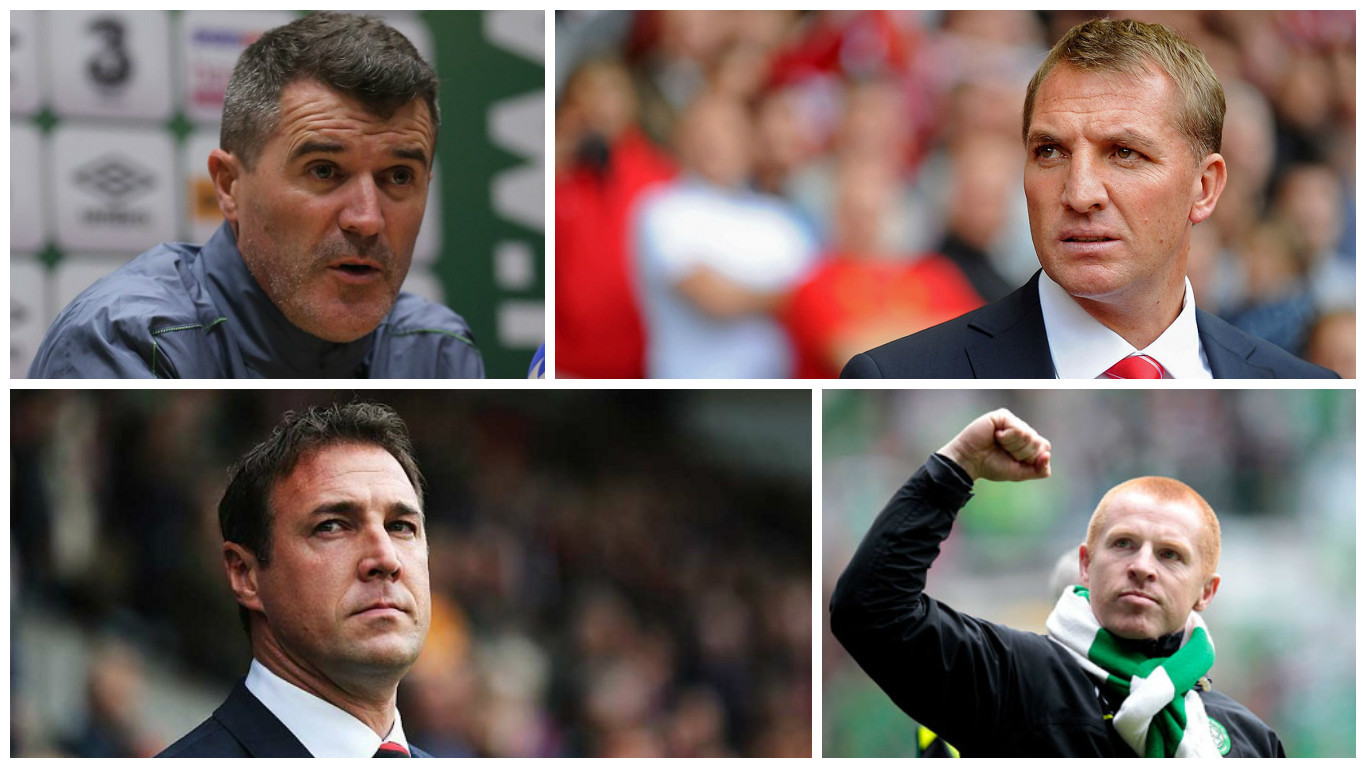 Keane, Rodgers, Mackay and Lennon are all under consideration to replace Ronny Deila