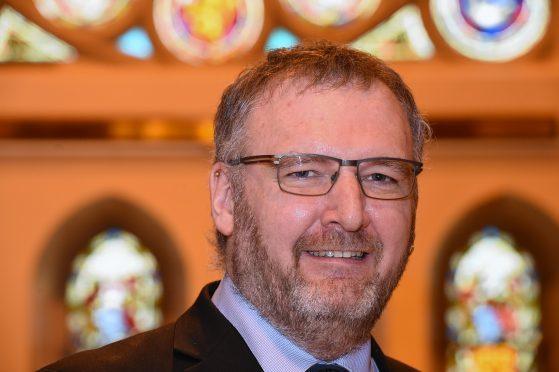Shetland Council leader Gary Robinson