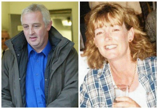Nat Fraser murdered Arlene in 1998