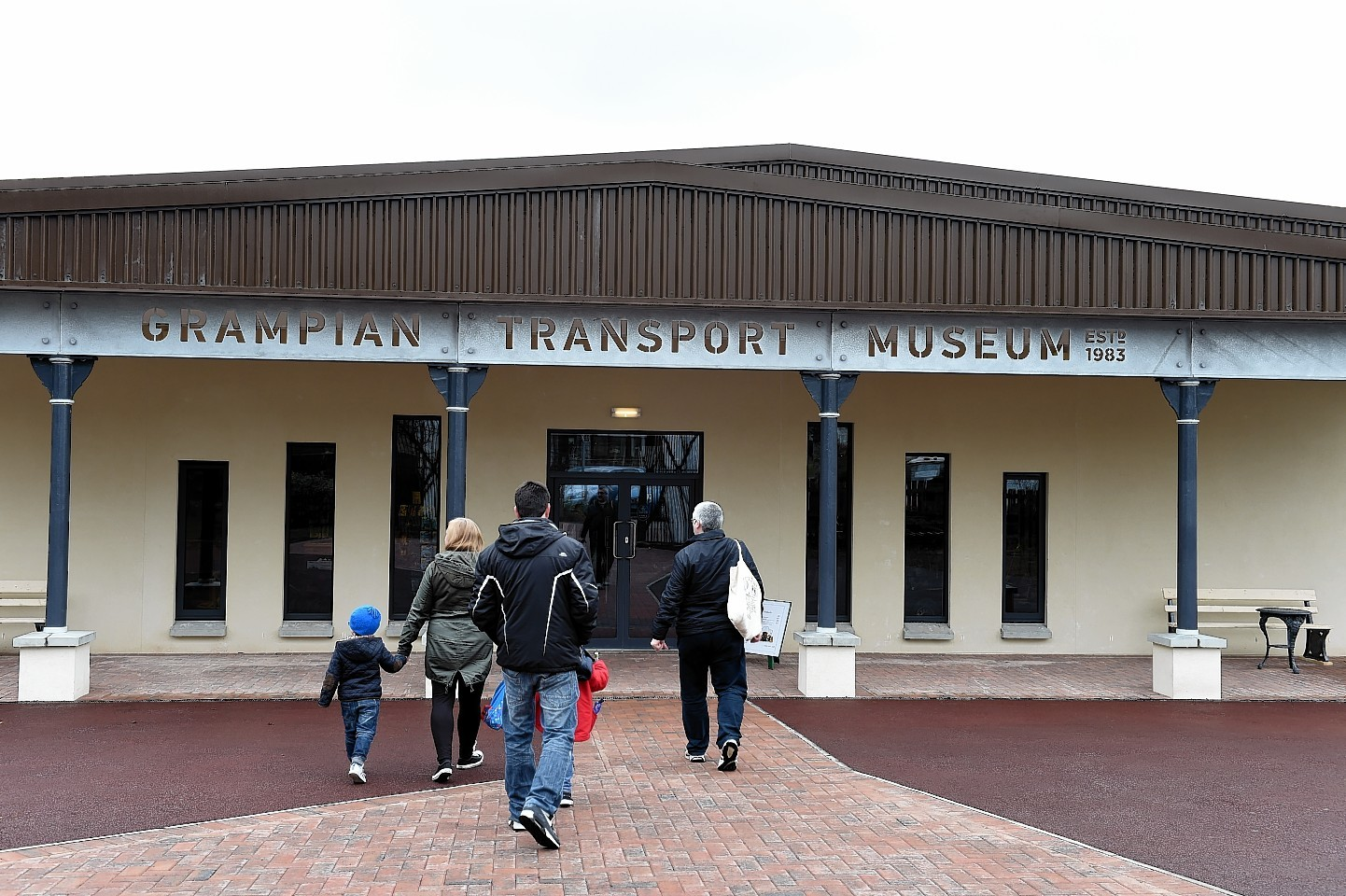 Grampian Transport Museum is among the six attractions participating in the initiative.