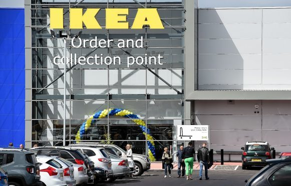 Ikea in Aberdeen