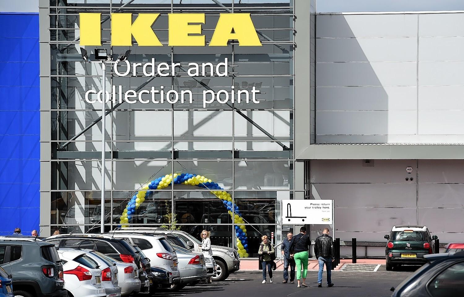 Ikea in Aberdeen