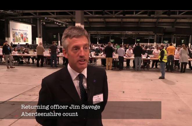 Jim Savege