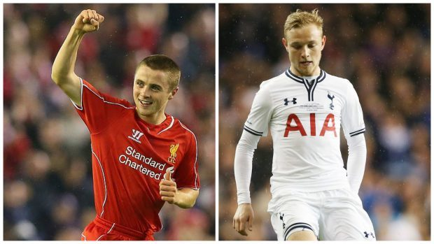 Jordan Rossiter and Alex Pritchard could both be Ibrox-bound