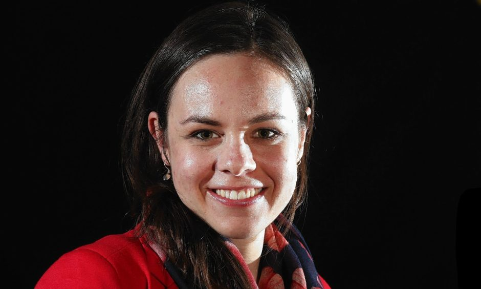 Kate Forbes MSP