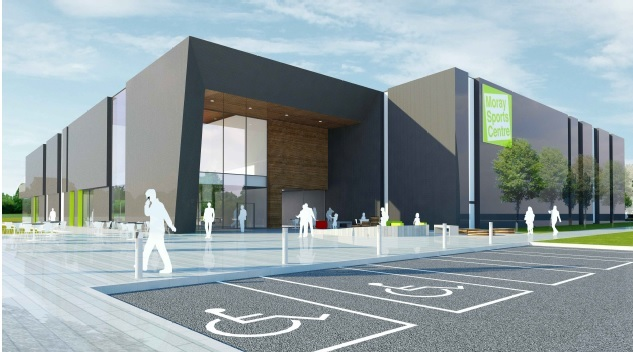 Development: The first phase of the project includes the creation of a new primary school and sports complex
