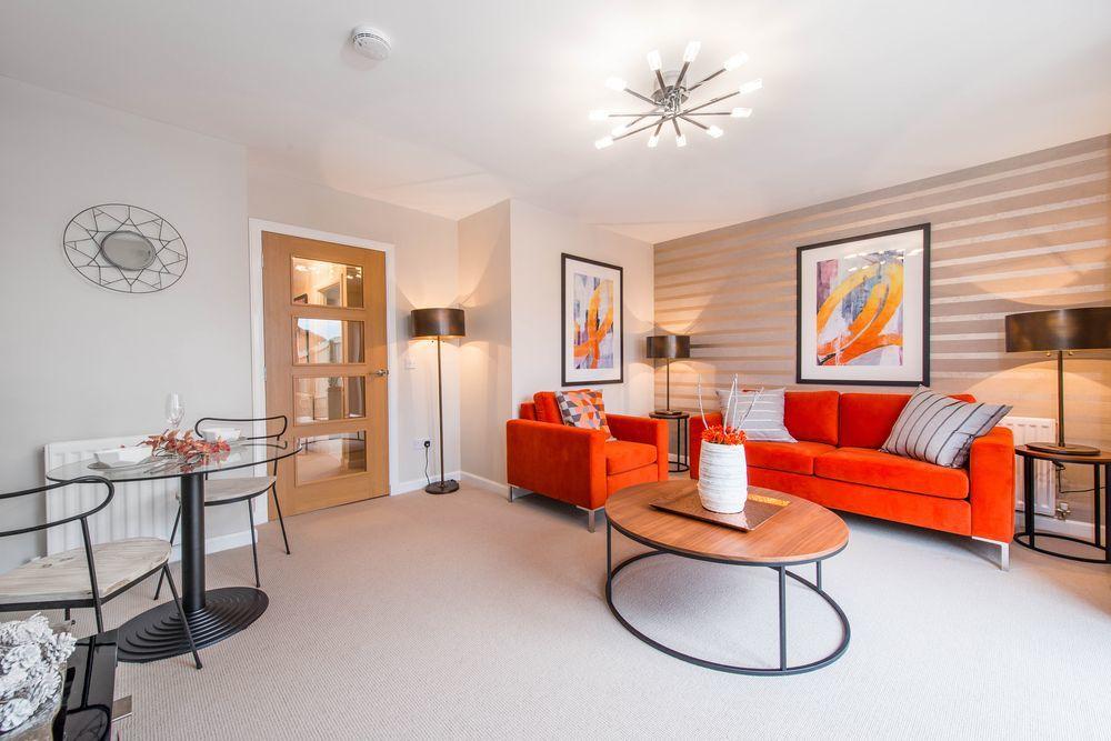 Maidencraig Lochton showhome interior