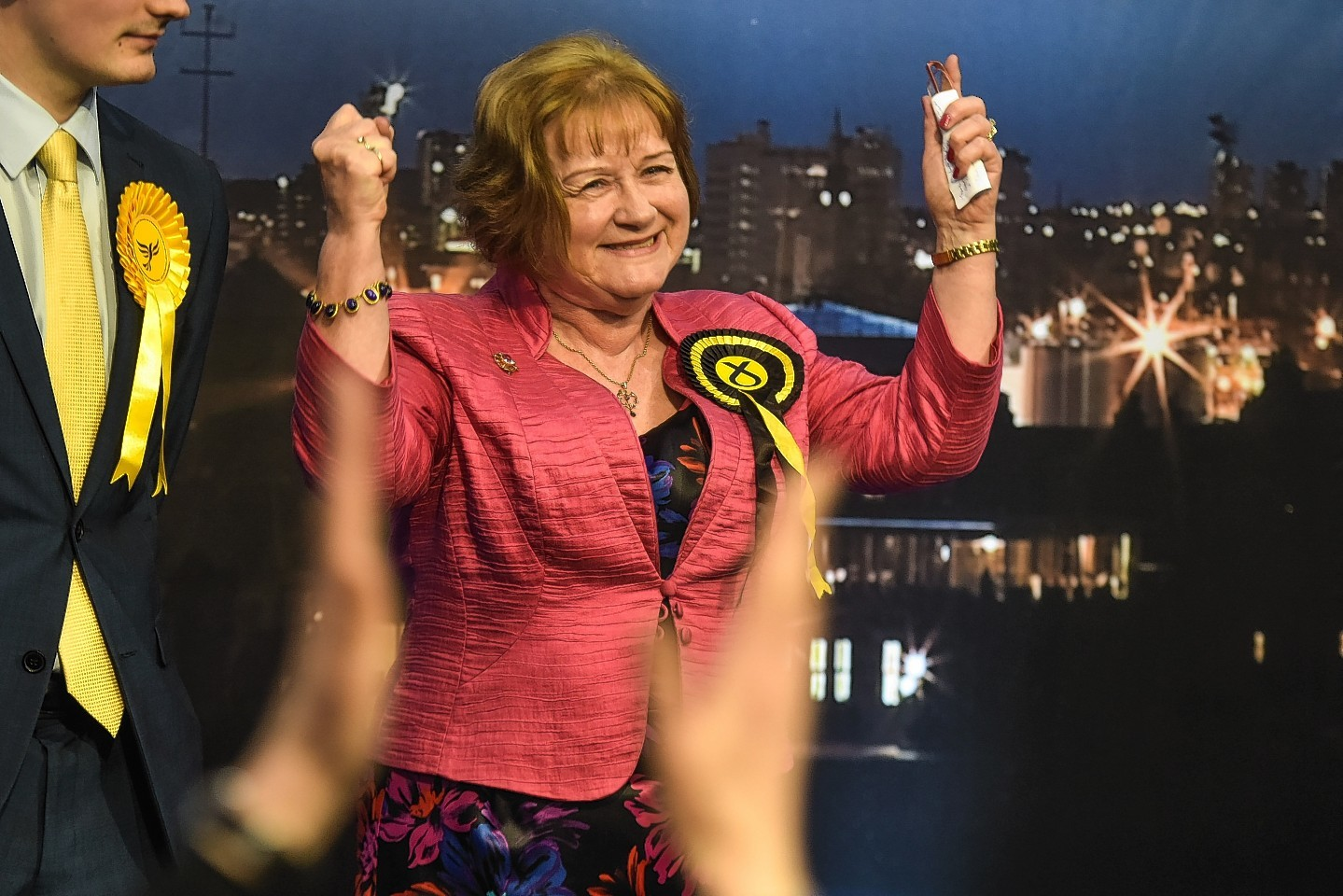 Maureen Watt, SNP,