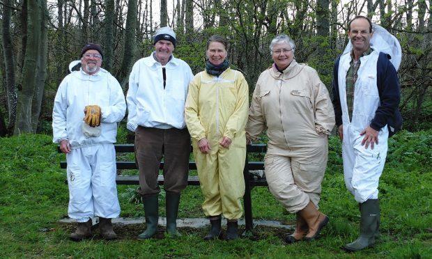 Nairn beekeepers