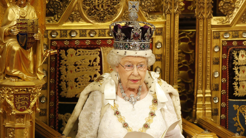 The Queen's Speech has been delayed by two days