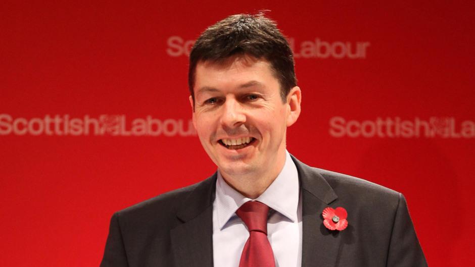 Ken Macintosh is the new Presiding Officer at Holyrood