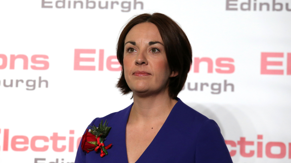 Scottish Labour leader Kezia Dugdale has appointed her front-bench team at Holyrood