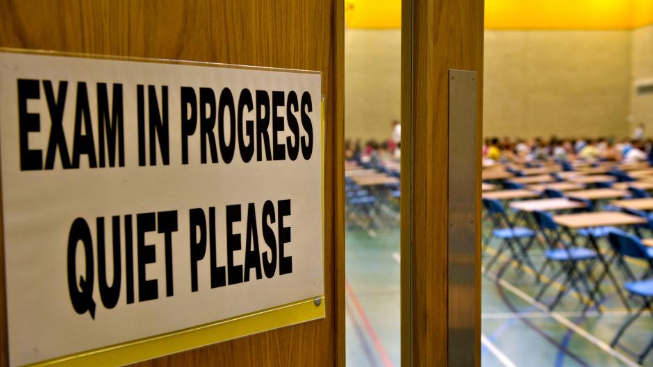 Aberdeenshire has seen an increase in exam results achievement.