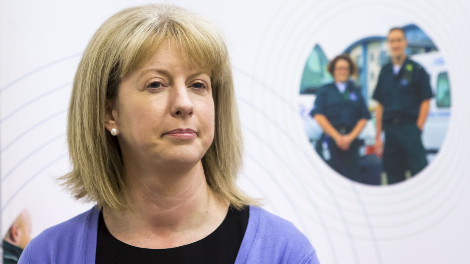Shona Robison said ARI will have one of four trauma centres in Scotland by the end of 2016