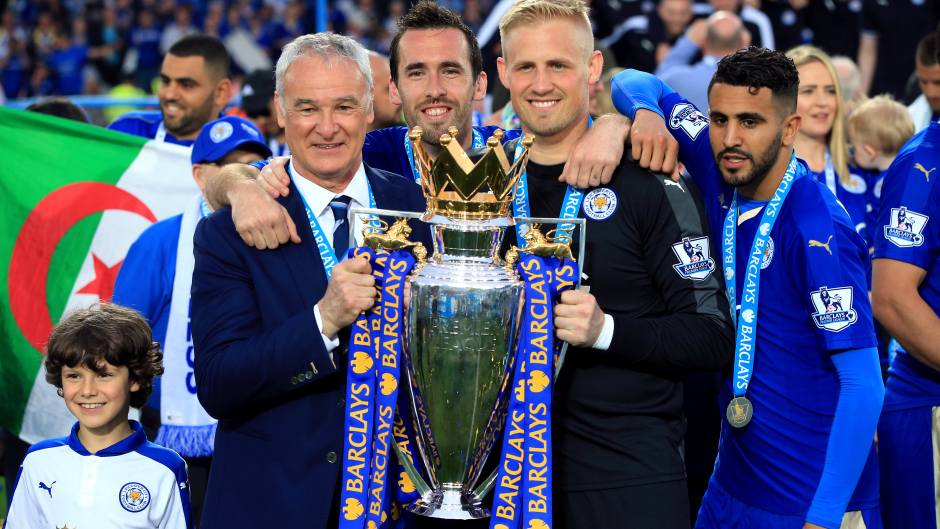Leicester upset the odds to win the league title... Can England do the same?