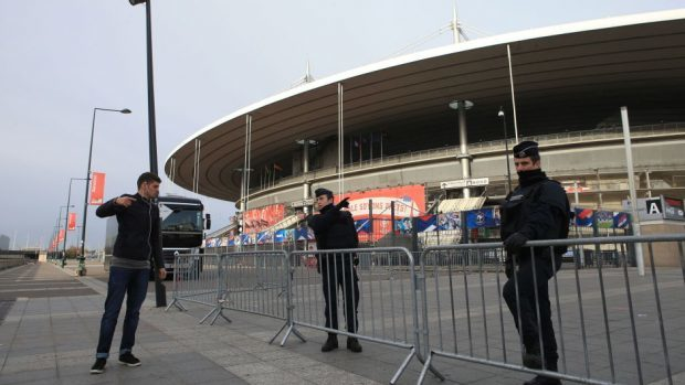 The Stade de France in Paris was the target of terrorists in November.