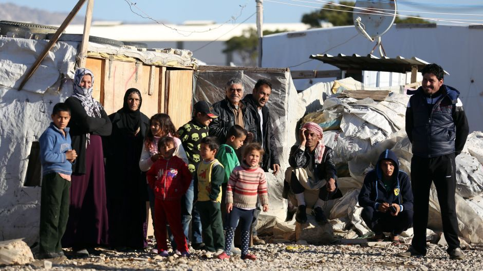 The Government launched a scheme to resettle vulnerable Syrian refugees from camps in the region